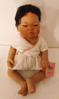 Vintage Baby Ling Asian Baby Doll Gentle Touch