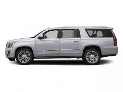 2018 Cadillac Escalade ESV Platinum (Radiant Silver Metallic)