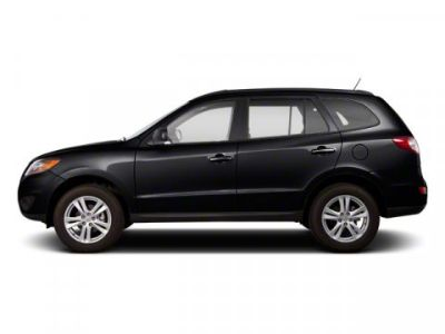 2010 Hyundai Santa Fe SE (Phantom Black Metallic)