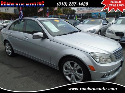 2011 Mercedes-Benz C-Class C300 Luxury (Iridium Silver Metallic)