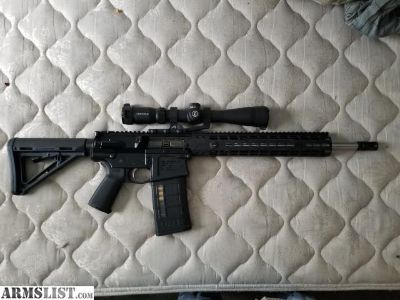 For Sale: Aero Precision M5 .308 Match