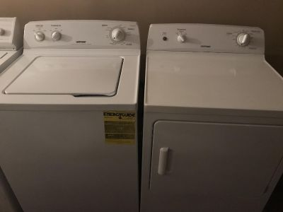 Hotpoint Matching Set, like new & works great!