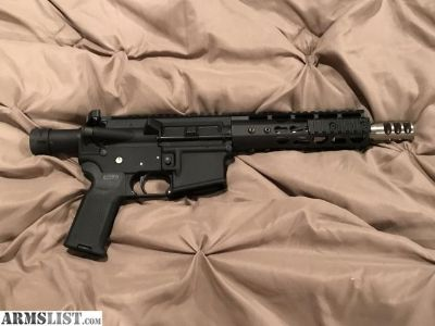 For Sale/Trade: AR15 Pistol