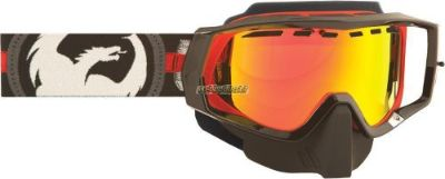 Sell DRAGON VENDETTA SNOW BULLET W/RED ION LENS motorcycle in Sauk Centre, Minnesota, United States, for US $94.95