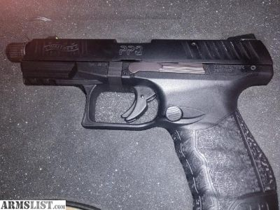 For Sale/Trade: Walther ppq m2 tactical