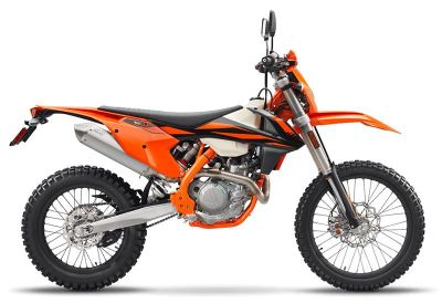 2019 KTM 500 EXC-F Dual Purpose Motorcycles Orange, CA