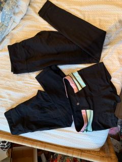 3 Pairs of Lululemon Pants