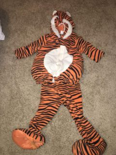 Old Navy Tiger outfit 2T-3T
