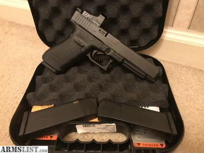 For Sale/Trade: Glock 41 + extras (new trades)