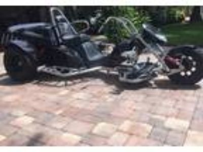 2004 Boom Fighter-Low-Rider-Trike Custom in Cape Coral, FL