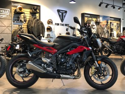 2016 Triumph Street Triple R ABS Sport Motorcycles Cleveland, OH