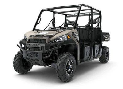 2018 Polaris Ranger Crew XP 1000 EPS Side x Side Utility Vehicles Ontario, CA
