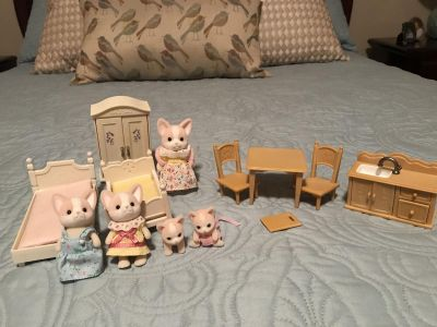 Calico critter lot #2