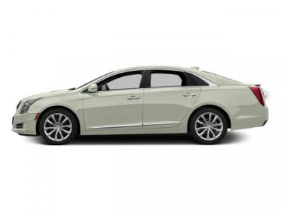 2016 Cadillac XTS Luxury Collection (Crystal White Tricoat)