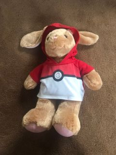 BUILD A BEAR BUNNY ****DONATING 6/21 REMODELING HOME AND DONT HAVE ROOM TO STORE ***