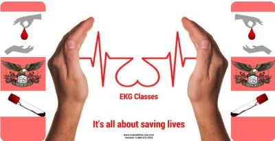 EKG/ECG Tech. Course (Train To Become One Today!)