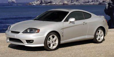 2005 Hyundai Tiburon GS (Obsidian Black)