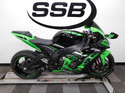 2016 Kawasaki Ninja ZX-10R KRT Edition SuperSport Motorcycles Eden Prairie, MN
