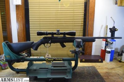 For Sale: Savage Mark II .22LR Rifle with Scope $159.00