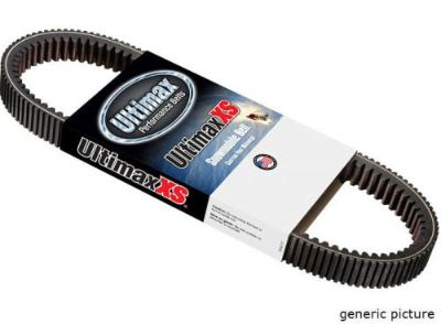 Purchase Carlisle Power Snowmobile Ultimax XS Drive Belt Ski-Doo MACH 1 2000 motorcycle in Indianapolis, Indiana, United States, for US $100.45