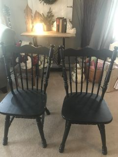 Kitchen/dining room chairs