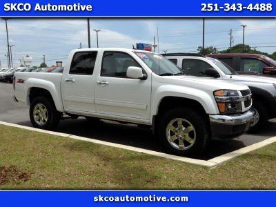 2012 Chevrolet Colorado LT (WHITE)