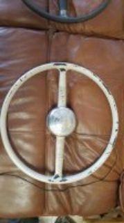 1949, 1950 Ford Shoebox Steering Wheel
