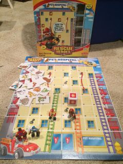 Rescue Heroes Board game