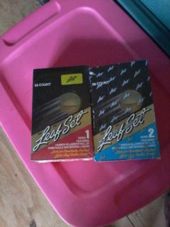 1994 leaf series 1 and 2 unopened and sealed baseball cards