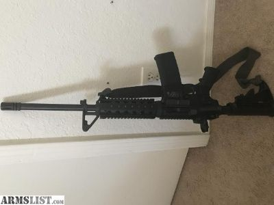 For Sale: Smith and Wesson ar 15