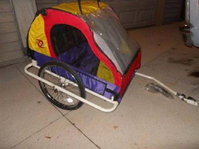 $65 Bicycle trailer for the kids (Rapid City - Westside)