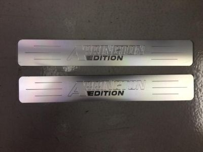 Find Arrington Performance Rear Door Sill Plates motorcycle in Martinsville, Virginia, US, for US $100.00