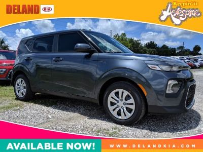 2020 Kia Soul (Gravity Gray)