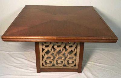 Widdicomb Coffee Table Walnut, 1950's