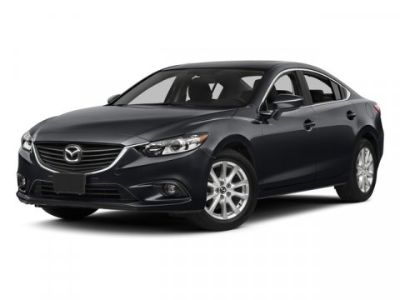 2015 Mazda Mazda6 i Touring (Deep Crystal Blue)