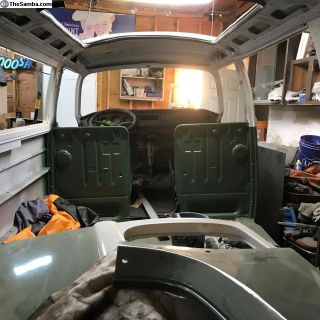 [WTB] Front & Rear Seats for Type 2a 68-74