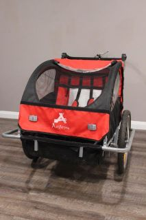 Ausom Bike Trailer (Double)
