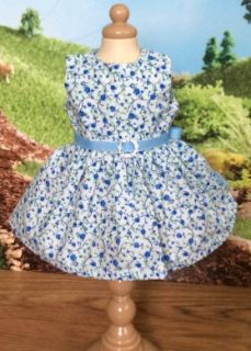 """Dress fits American Girl, Our Generation and most 18"""" dolls"""