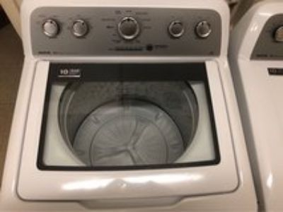 Maytag 2017 model Washer and Dryer