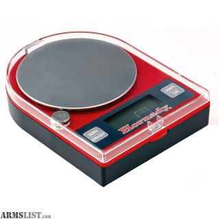 For Sale: Hornady G2-1500 Electronic Powder Scale 1500 Grain Capacity 050106