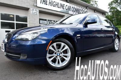 2010 BMW 5-Series 535xi (Monaco Blue Metallic)