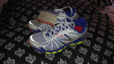New* with tags women's New Balance shoes size 5