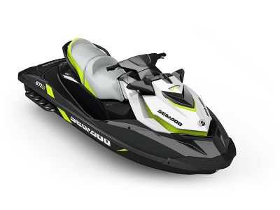 2016 Sea-Doo GTI SE 130 3 Person Watercraft Island Park, ID
