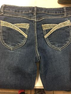 Girls Imperial Star Jeans