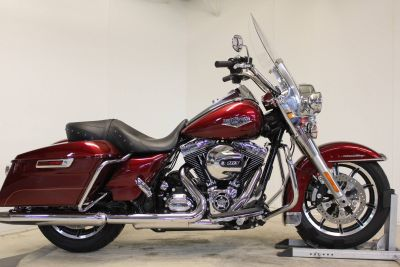 2016 Harley-Davidson Road King Touring Pittsfield, MA