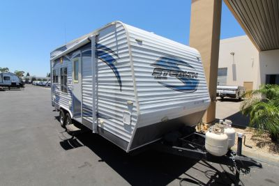 2010 Forest River STEALTH 1812