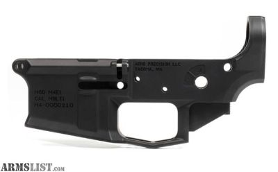 For Sale: H0LIDAY BLOWOUT!!! AERO PRECISION STRIPPED M4E1 AR-15 LOWERS