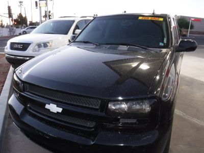 ***2008 Chevrolet Trailblazer SS with AWD
