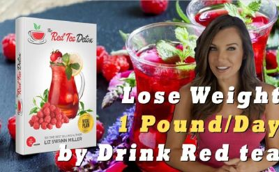 lose 1 pound/day with red tea