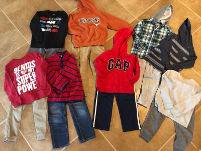 Boys Fall/Winter Lot